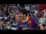 Реал - Барселона (1/2 Лиги Чемпионов 2010/2011)