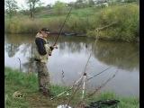 Ловля карася весной фидером на малой реке (обучающий фильм) MASTERGID.NET